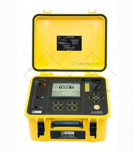chauvin-arnoux-c-a6555-15kv-tester