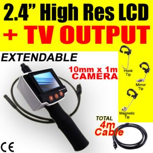 cia003-2-4-color-lcd-tv-inspection-video-camera-with-7m-sensor-cable-length